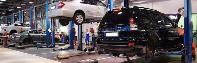 Barrault, distribution d'équipement de garage