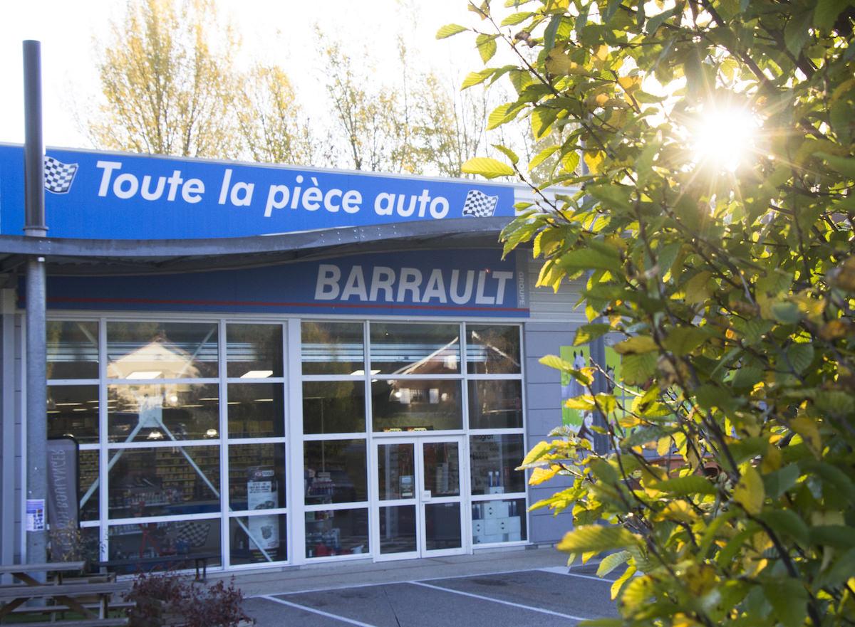 Magasin Barrault de Bourgoin-Jallieu