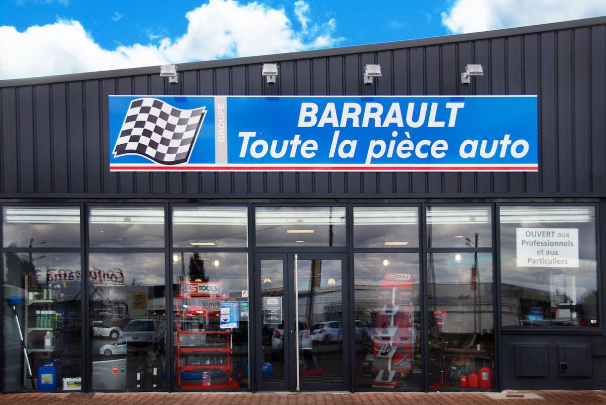 Magasin Barrault de Rochefort